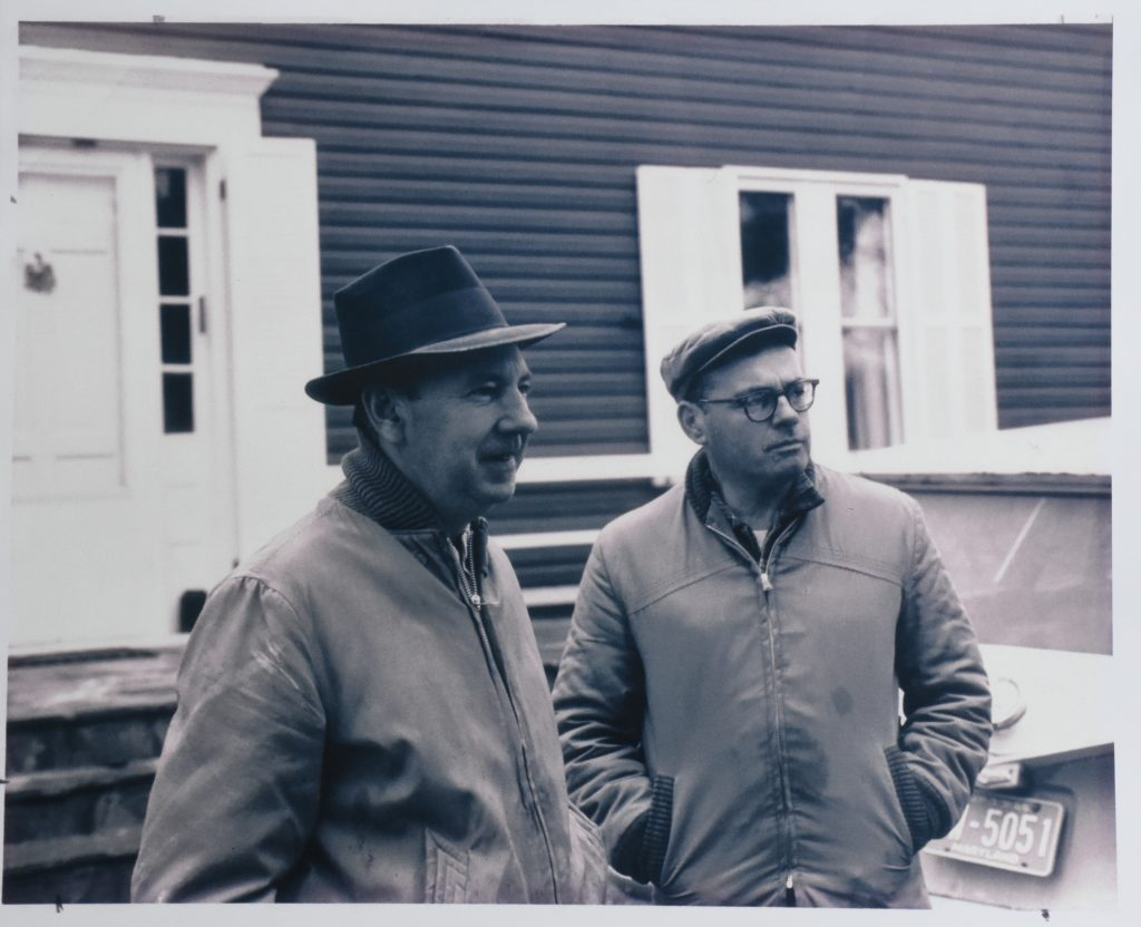 Uncle John and Joe Pons assumed the farms management after thier fathers death, Christmas day 1941